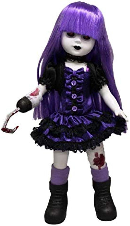 Living Dead Dolls - Series 28 - Sweet 16 Party - Hayze - SI93295 -. Mezco