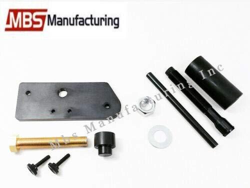 MBS Mfg Harley Davidson Evolution Inner Cam Bearing Installer & Puller EVO