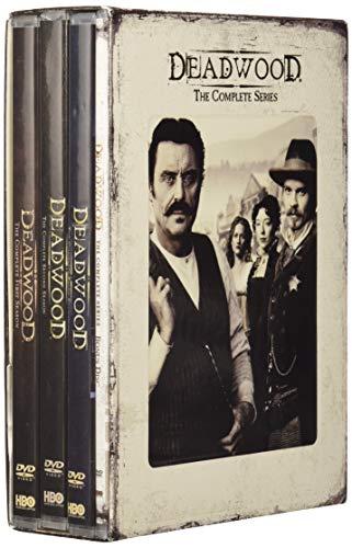 Deadwood: The Complete Series (RPKG/DVD)
