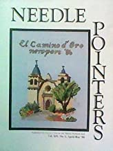 NEEDLE POINTERS CROSS STITCH MAGAZINE APRIL-MAY 1986