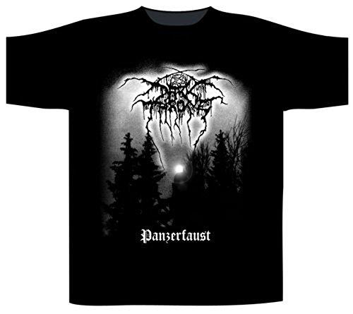 Darkthrone - T-Shirt Panzerfaust (in XL)