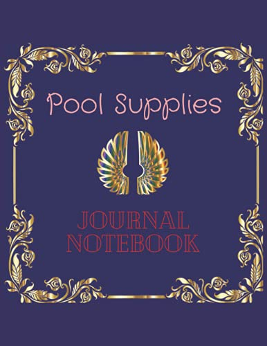 Pool Supplies: Taking notes, conclusions, and daily results Productivity...