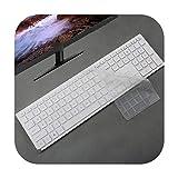 Protector de teclado para ordenador HP Pavilion 24 Xa, protector de pantalla de teclado de escritorio para ordenador todo en uno HP Pavilion 24 Xa 24 Xa0002A 24 Xa0300Nd 24 Xa0051Hk 23 8 pulgadas