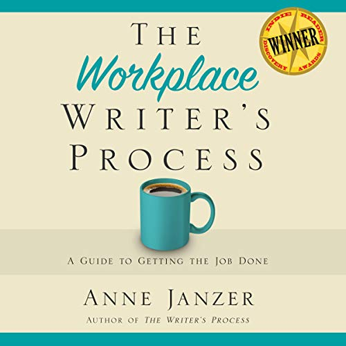 The Workplace Writer's Process audiobook cover art
