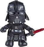 Star Wars- Peluche Darth Vader 15 cm, Color (Mattel GXB31)