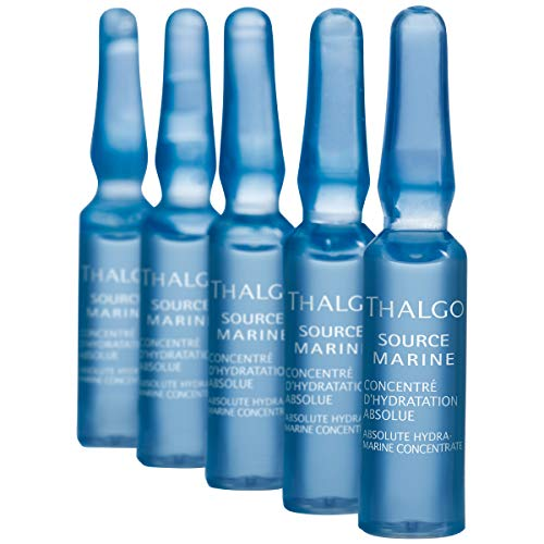 Thalgo Source Marine Concentré d'Hydratation Absolue - Intensiv-Feuchtigkeits-Konzentrat 12x1.2ml (Salon Size)