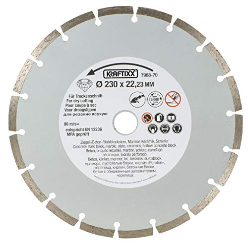 kwb KRAFTIXX Dia Trennscheibe Durchmesser 230 mm 796870