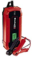 Le chargeur de batterie Einhell CE-BC6M est un système intelligent adapté à la charge des batteries à la pointe de la technologie utilisées pour les véhicules automobiles modernes Ce chargeur universel convient aux batteries gel batteries AGM et ba...