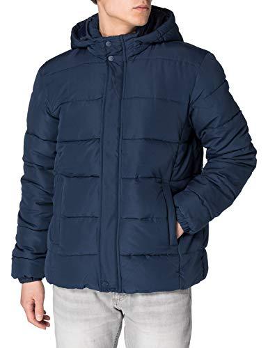 Only & Sons Onsjoshua Puffer Jacket Otw Chaqueta Acolchada, Azul Oscuro, XL para Hombre