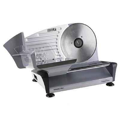 Waring FS150 Pro Heavy Duty Motor Food Slicer With Deni Meat Tenderizer