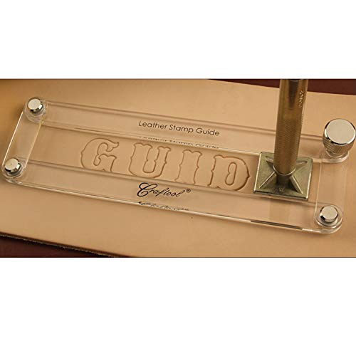 Tandy Leather Leather Stamp Guide 3603-00