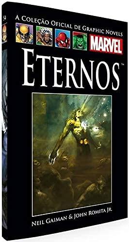 Eternos (Coleção Oficial de Graphic Novels Marvel, n°54)