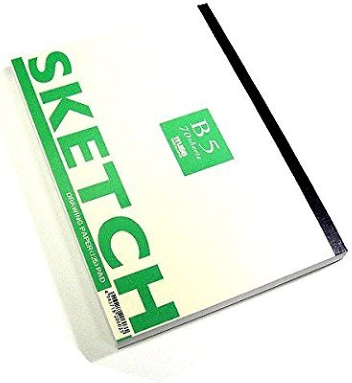 Myuzuza Sketch B5 (Japan-Import) (Japan-Import) (Japan-Import) B003UF10GA | Das hochwertigste Material  23036d