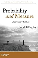 Probability and Measure (Wiley Series in Probability and Statistics)