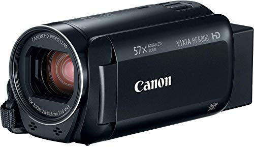 Canon VIXIA HF R800 Full HD Camcorder with 57x...