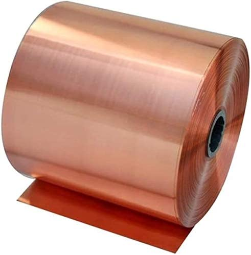 YIWANGO Pure Copper Foil Metal Large special price !! Cut Plate Outlet ☆ Free Shipping Sheet Material R