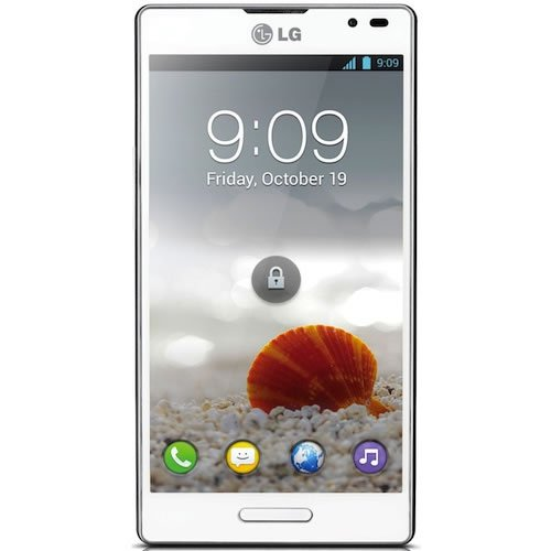 LG P760 Optimus L9 Blanc