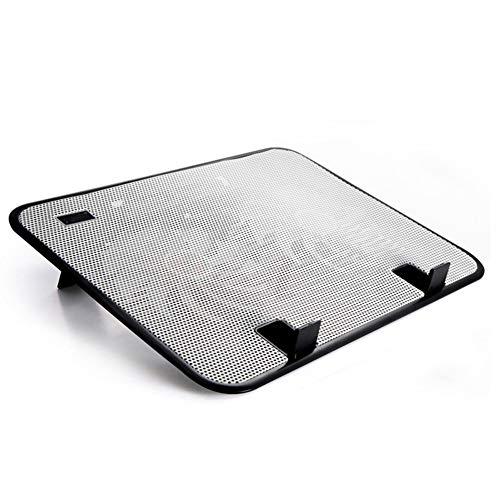 Nueva base de refrigeración para portátil de 14 pulgadas, color gris