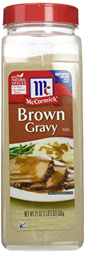 McCormick Brown Gravy Mix (21 oz.)