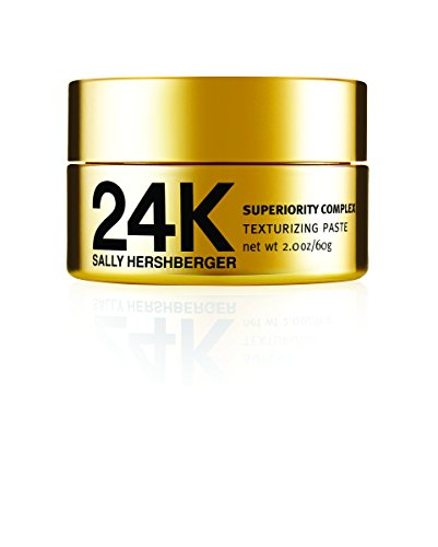 Sally Hershberger 24K Superiority Complex Texturizing Paste, Champagne Gold, Black and Grey...