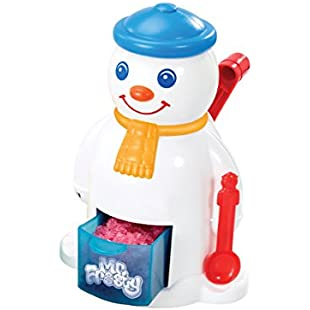 Mr Frosty The Crunchy Ice Maker:Canliiddaa
