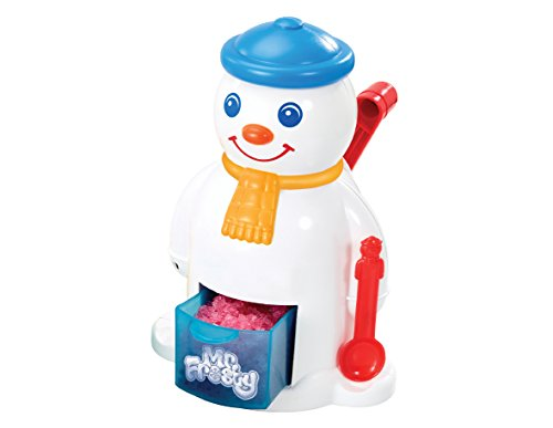 Mr Frosty F9LL5200 The Crunchy Ice Maker, Multi-Colored, 17 x 18 x 24 cm