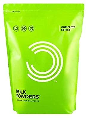 BULK POWDERS Complete Mass High Calorie Weight Gain Protein Shake Powder