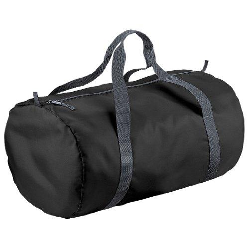 kompatibel mit BagBase Reisetasche, wasserabweisend, 32 Liter One Size (Schwarz)