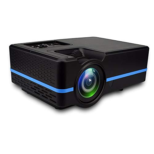 Best Review Of ZHANGQUAN Projector MBGT VS313 120ANSI Lumens HD19201080P LED+LCD Technology Smart Pr...