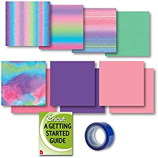 Cricut Infusible Ink Watercolor and Mermaid Transfer Sheet Bundle