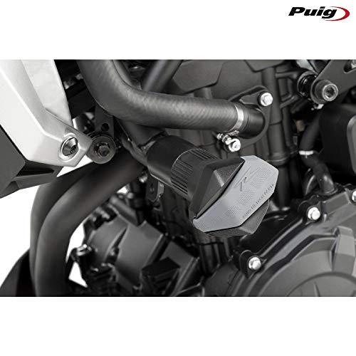 Motor Frame Slider Motorcycle Carbon Frame Slider No Fairing Cut Crash Protectors Fit For Suzuki GSXR 600 750 2001 2002 2003 Carbon Fiber