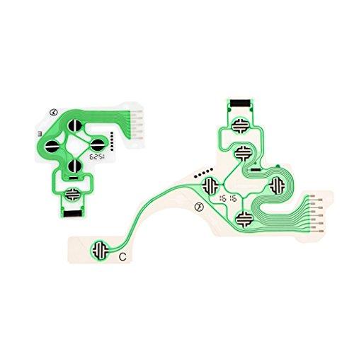 Reparaturteil Für Leitfähige Folientasten Für PlayStation PS4 Controller