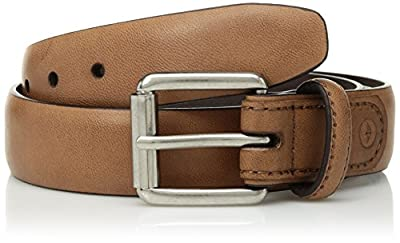 Dockers Big Boy's Casual Belt , cognac, Medium