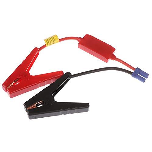 1 UNID 12V CAR STARTER JAPT BATERÍA Conector Conector de la batería de jersey de emergencia Pinza de la batería de la pinza de la batería para universal