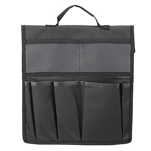Portaherramientas de jardín liviano Bolsa de asas Juego de herramientas para plantas Organizador Bolsa de almacenamiento de herramientas compacta Bolsa de almacenamiento(Camping storage bag)