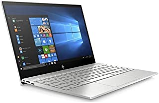 HP Envy 13-AQ0045 13.3 Inches Ultra-Thin Laptop - Intel i7-8565U 1.8 GHz, 16 GB RAM, 1000 GB SSD, NVIDIA GeForce MX250, Windows 10 - Silver