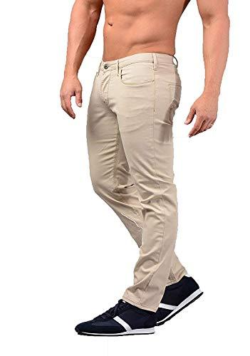 Emporio Armani Jeans J06 Slim Classic Gaberdine 8N1J06 1N0LZ-ZWART