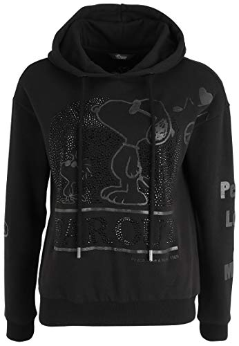 Princess goes Hollywood Damen Hoodie Snoopy mit Dekosteinchen
