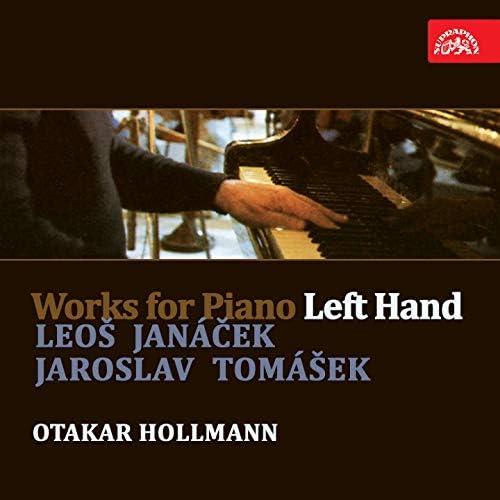 Otakar Hollmann, Jarmil Burghauser, Dechový soubor České filharmonie