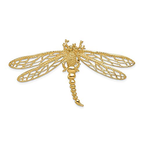 Sonia Jewels Dragonfly Pendant