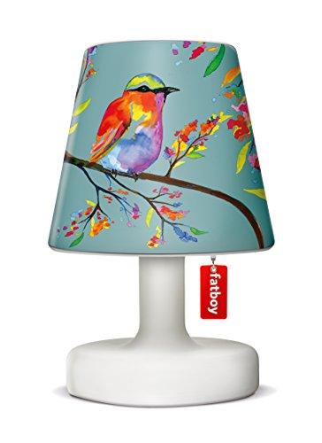 Fatboy® Edison the Petit + Cooper Cappie birdie blue | Tischlampe / Outdoor Lampe / Nachttischlampe | Kabellos & per USB Aufladbar
