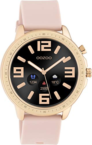 OOZOO Roze Display Smartwatch Q00324