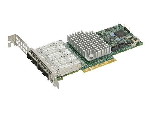 Supermicro AOC-STG-I4S 4-Port 10GbE SFP+ Ethernet Controller