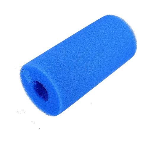 5 Stück Pool-filterschaum Filterkartuschen Kartuschen Schwimmbad-filter Pool Fiter Reinigungsgeräte Schaum Wiederverwendbare Waschbare Schwammpatrone Schwamm Für Wiederverwendbare Filterkartuschen