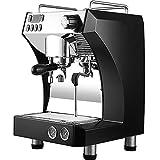 LZHYA Cafeteras para Espresso,Control Cuantitativo Inteligente, Bomba De 9 Bares, Tubo De Vapor Superlargo, Cafetera Semiautomatica, Cafetera Espresso, Cafetera Expresso Y Capuccino