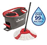Best Mops - Vileda Turbo Microfibre Mop and Bucket Set Review