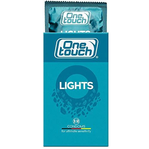 One Touch Sensitiv Extra Dünn Gefühlsecht Kondome LIGHTS