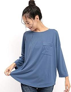 (チチカカ) TITICACA ステッチングカット ポケット Tシャツ