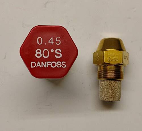 Danfoss /Ölbrennerd/üse 0.60 gph 80 Grad S LE f/ür Vitoplus Vitoflame 7822305