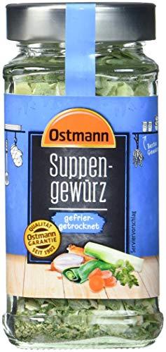 Ostmann Suppengewürz gefriergetrocknet, 3er Pack (3 x 20 g)